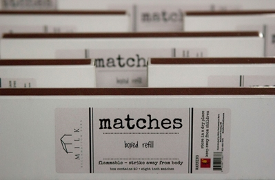 Boxed Match Refills