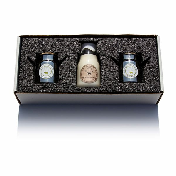 Two Churn, One Bottle Gift Box
