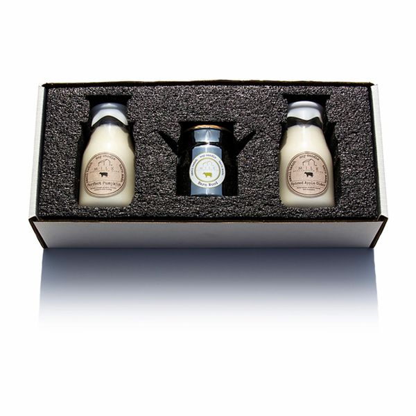 Two Bottle, One Churn Gift Box