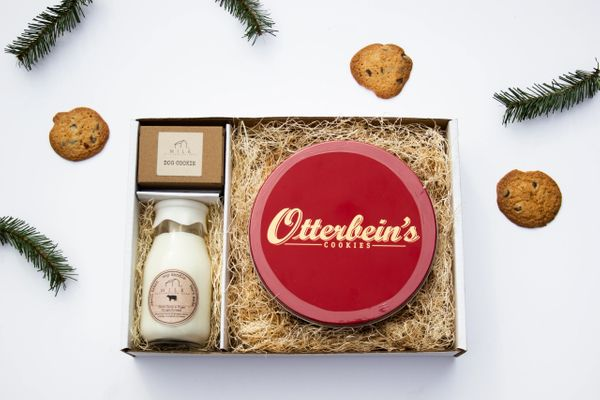 Milk Reclamation Barn  x  Otterbeins Cookies Gift Box